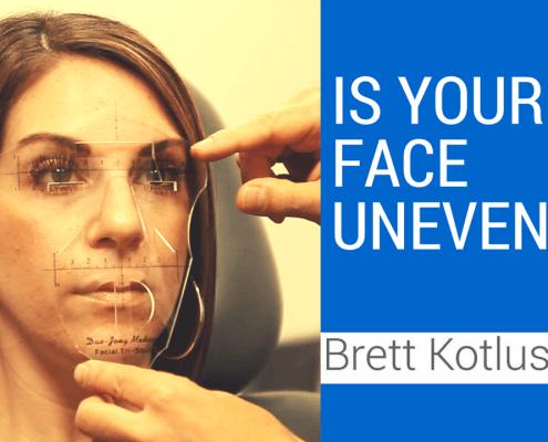 dr. brett kotlus facial symmetry