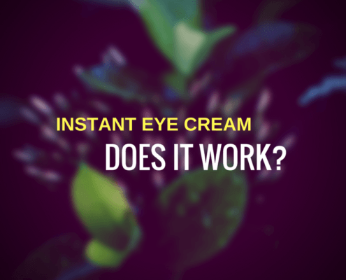 kotlus instant eye cream