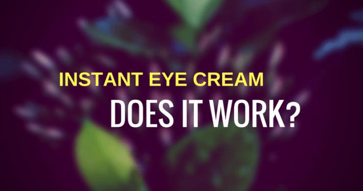 kotlus instant eye cream