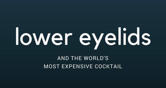 Blepharoplasty Lower Eyelids