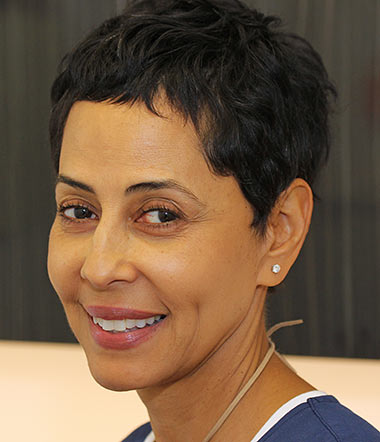 Vilma Diaz, Esthetician